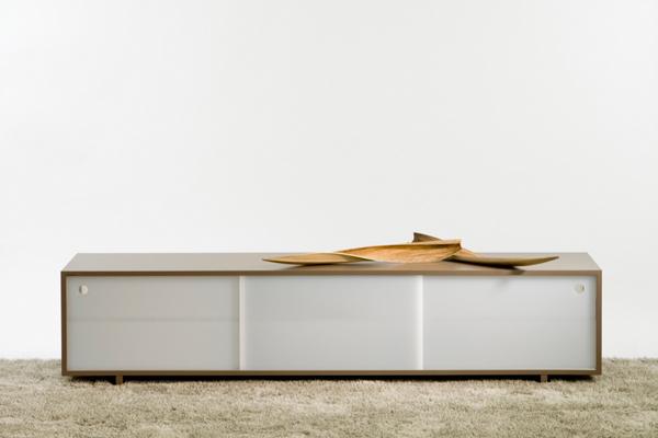 Designmöbel d sein werke | Lowboard Ambos | Design und Produktion Schweiz