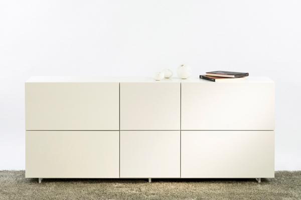 Designmöbel d sein werke | Sideboard Distinto | Design und Produktion Schweiz