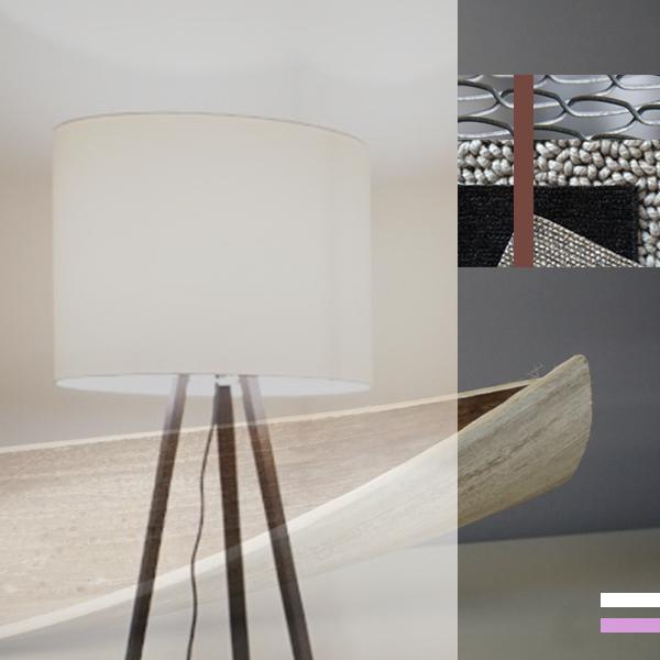 d sein werke | Raum und Farbe | Komposition