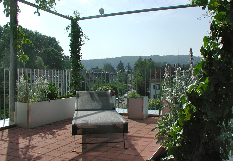 Outdoor Gestaltung | d sein werke |Gestaltung Dachterrasse